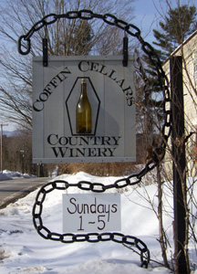 Coffin-Winery
