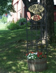 Corn Hill Farm Sign